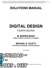 حصريا قراءة كتاب Solution Manual Digital Design 4th Ed