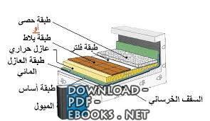 كتاب العزل المائي و الحراري للسطح