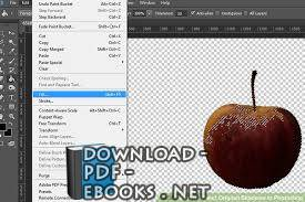 كتاب Creating Drop Shadows with Photoshop CS6
