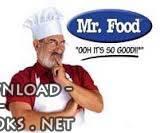 كتاب Mr. Food No Bake Desserts: 18 Easy Dessert Recipes from Mr. Food