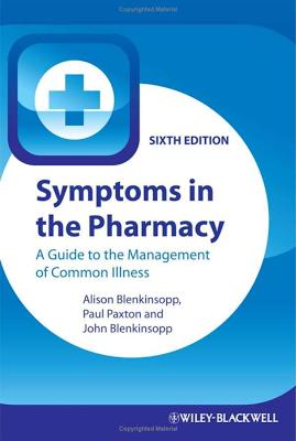 كتاب  pdf symptoms in the pharmacy لعلاج الاعراض و الحالات التي تأتي إلى الصيدلية