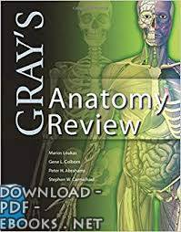 كتاب Grays Anatomy Review - Abrahams, Peter H.
