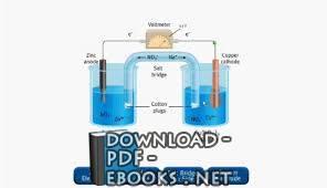 كتاب الكيمياء الكهربية