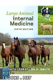 قراءة و تحميل كتاب  Large Animal Internal Medicine PDF