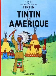 قراءة و تحميل كتاب Tintin en Amérique PDF