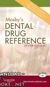 قراءة و تحميل كتاب MOSBY'S DENTAL DRUG REFERENCE TENTH EDITION PDF