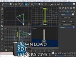 قراءة و تحميل كتاب فيديو يشرح برنامج 3D MAX  PDF
