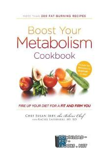 قراءة و تحميل كتاب Boost Your Metabolism Cookbook PDF
