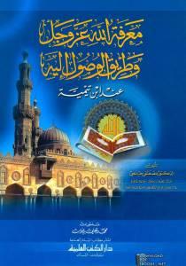 قراءة و تحميل كتاب معرفة الله عز وجل وطريق الوصول إليه عند ابن تيمية PDF