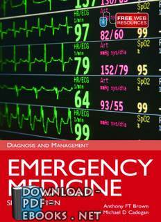 قراءة و تحميل كتاب Emergency Medicine PDF